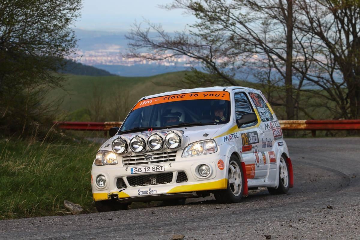 Sibiu Rally Team începe sezonul internaţional cu un raliu în Croaţia