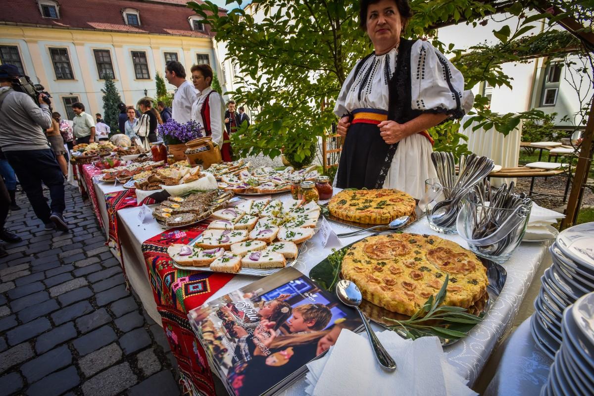 8,6 mil. de euro. Cine va fi responsabil de proiectul Sibiu – Regiune Gastronomică Europeană 2019