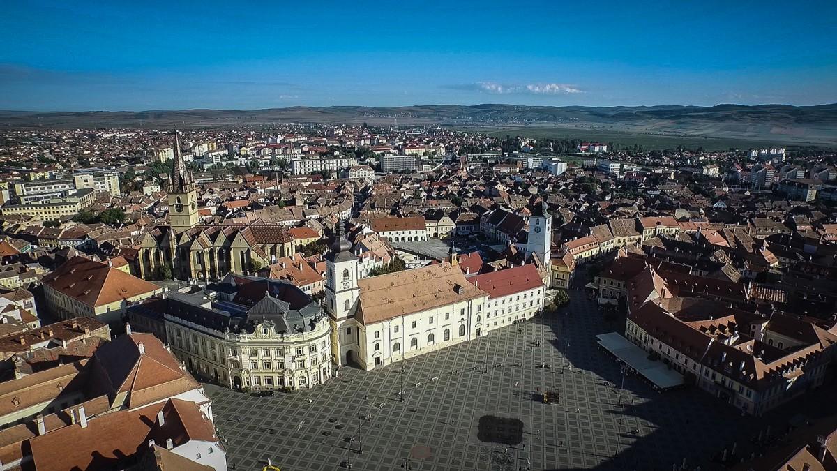 Sibiu, în frunte. Topul județelor după gradul de independență față de București