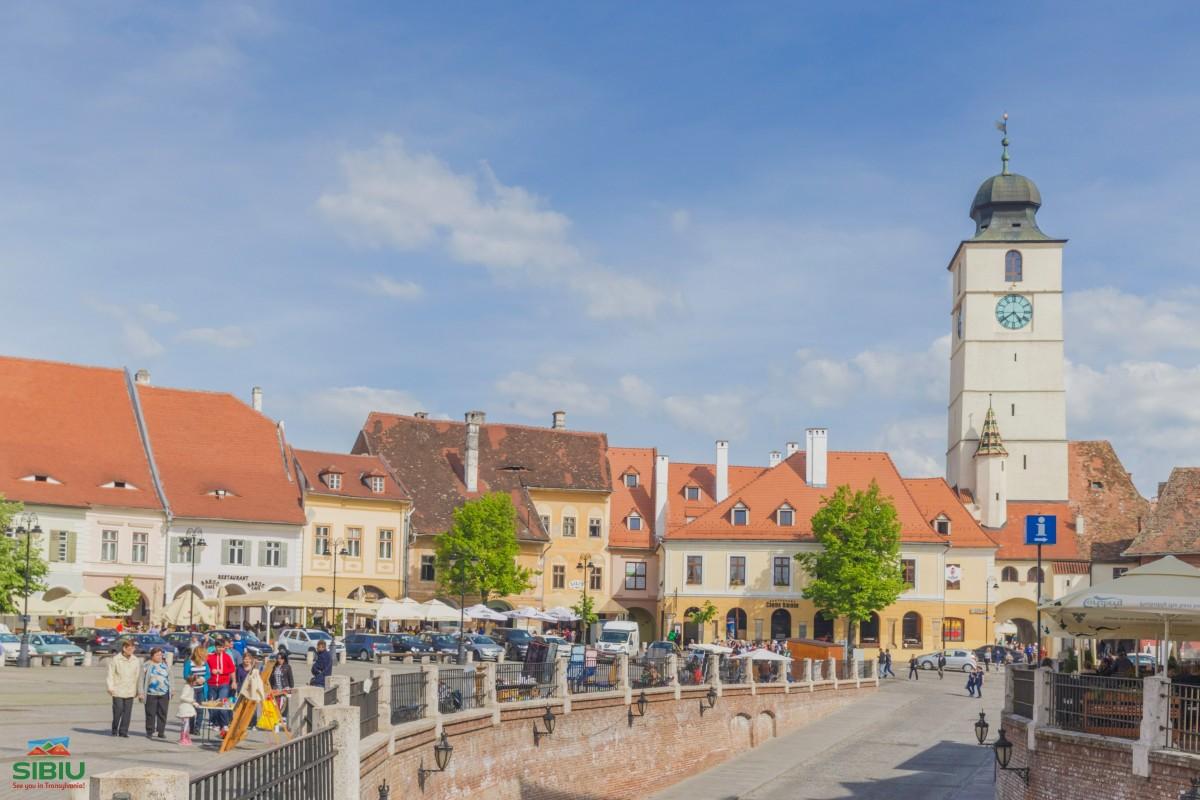 Sibiul se va promova în Israel:Suntem o destinație din ce în ce mai atractivă