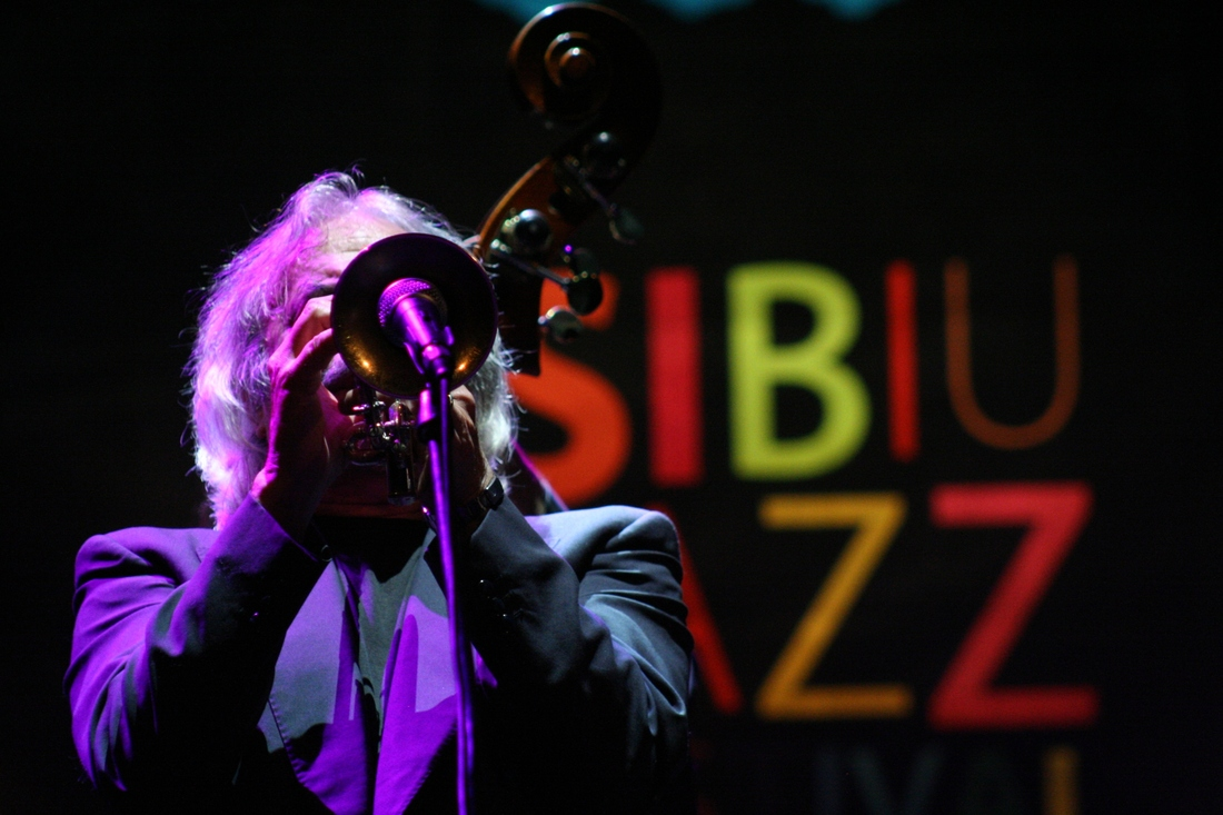 Jazz-ul acaparează Sibiul
