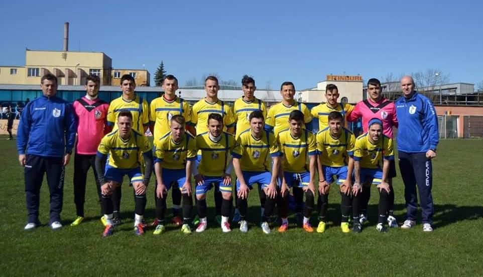 Echipa de fotbal ULBS a început cu o victorie campionatul universitar