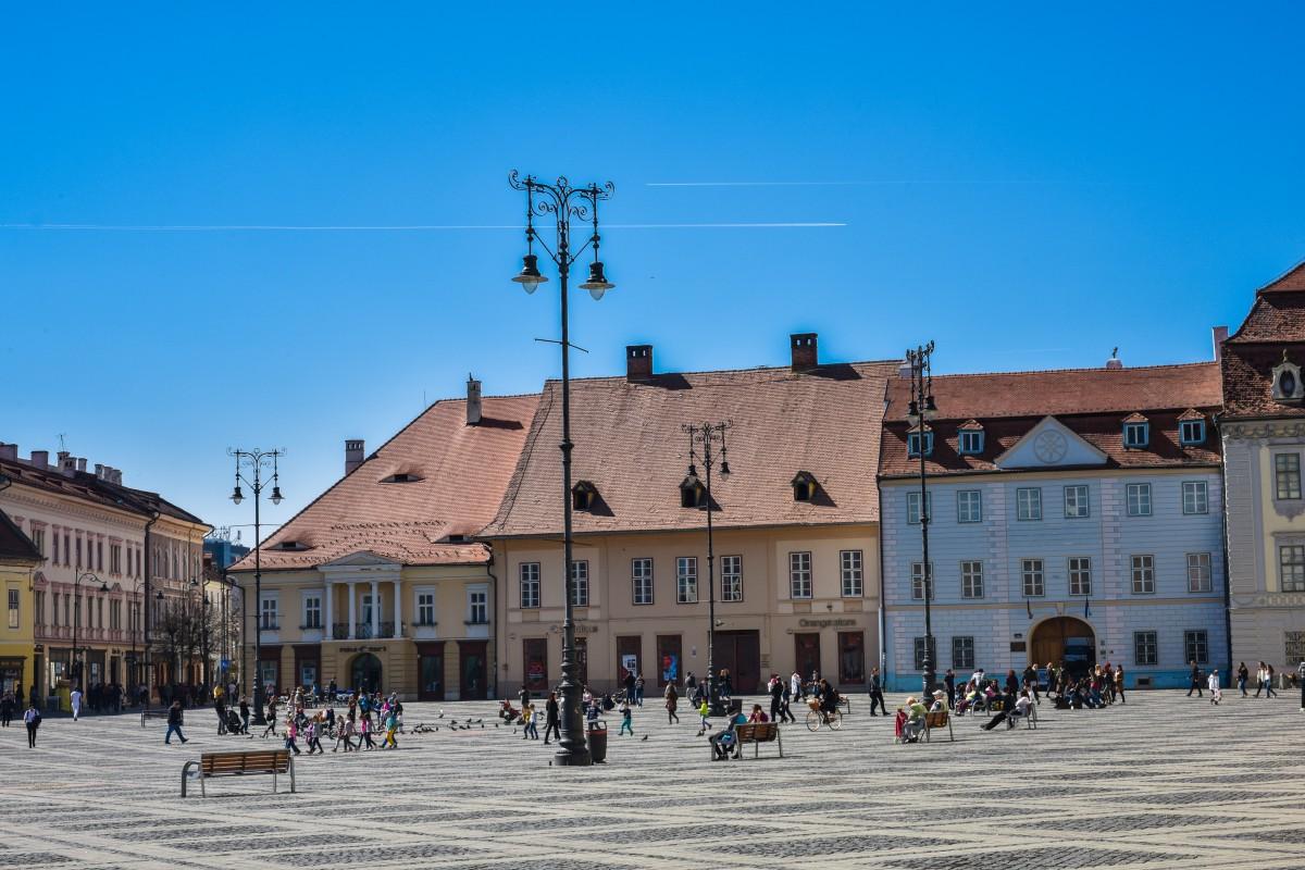 Studiu Banca Mondială: Sibiul e în topul celor mai atractive orașe din țară