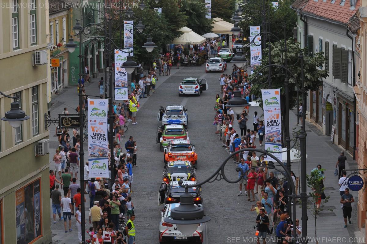 Restricții de trafic pentru Sibiu Rally Challenge
