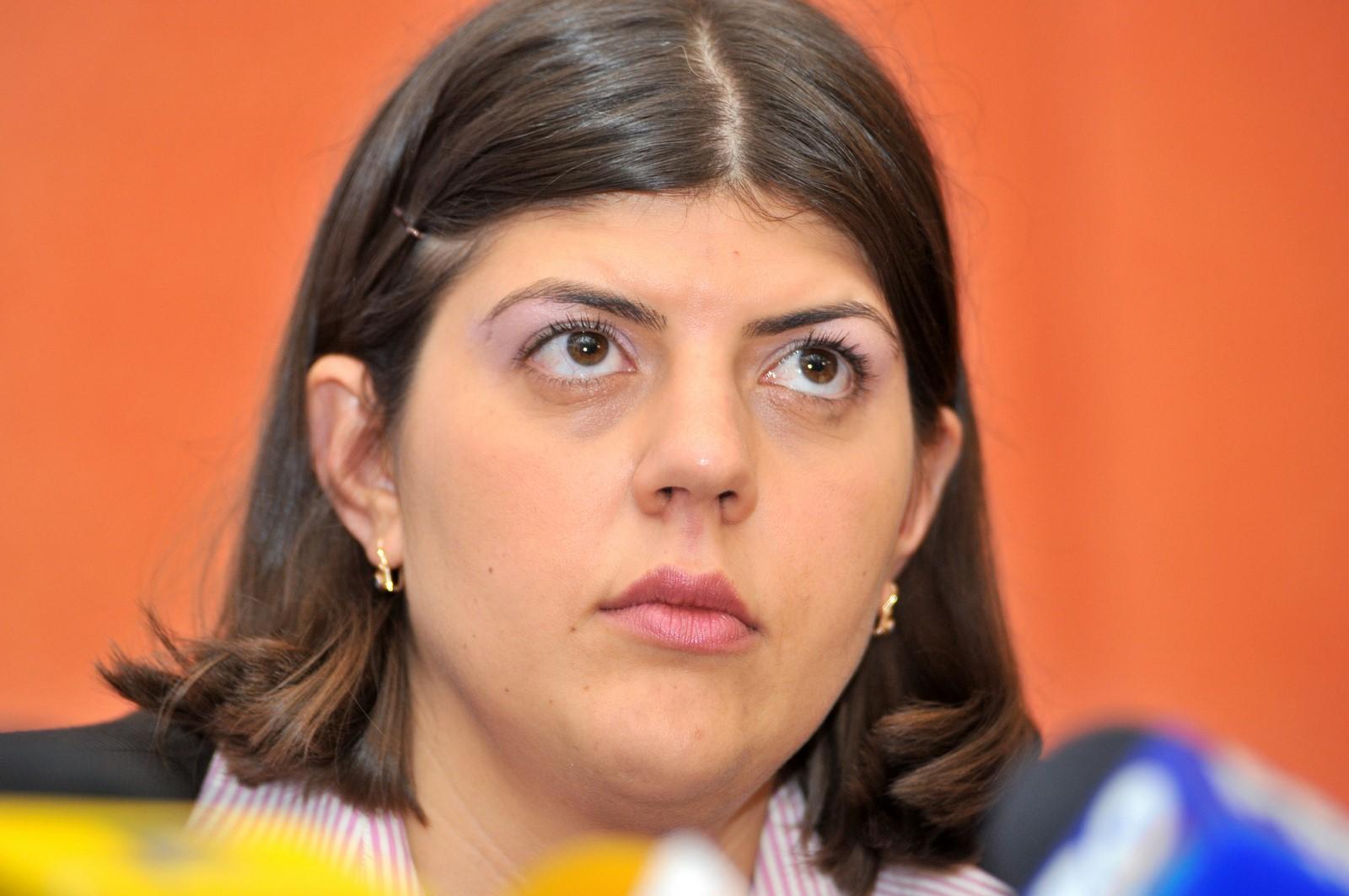 CNATDCU: Laura Codruţa Kovesi nu a plagiat în lucrarea de doctorat
