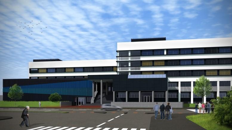 Primul contract pentru reabilitarea de 50 de milioane a Spitalului Județean Sibiu