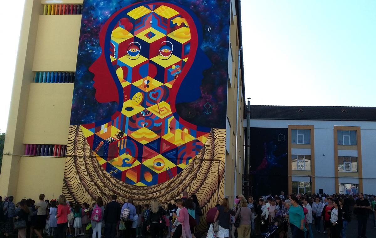 Festivalul Internațional de Street Art de la Sibiu caută artiști