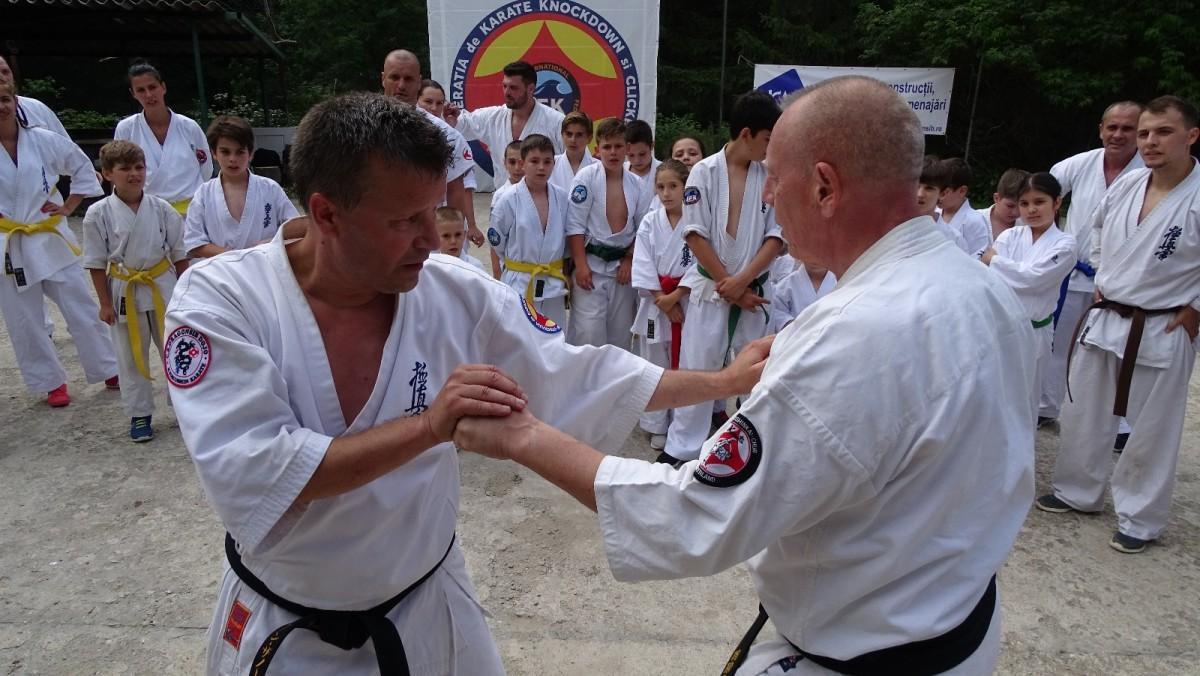 Cupa României la Karate Kyokushin adună peste 150 de sportivi la Sibiu