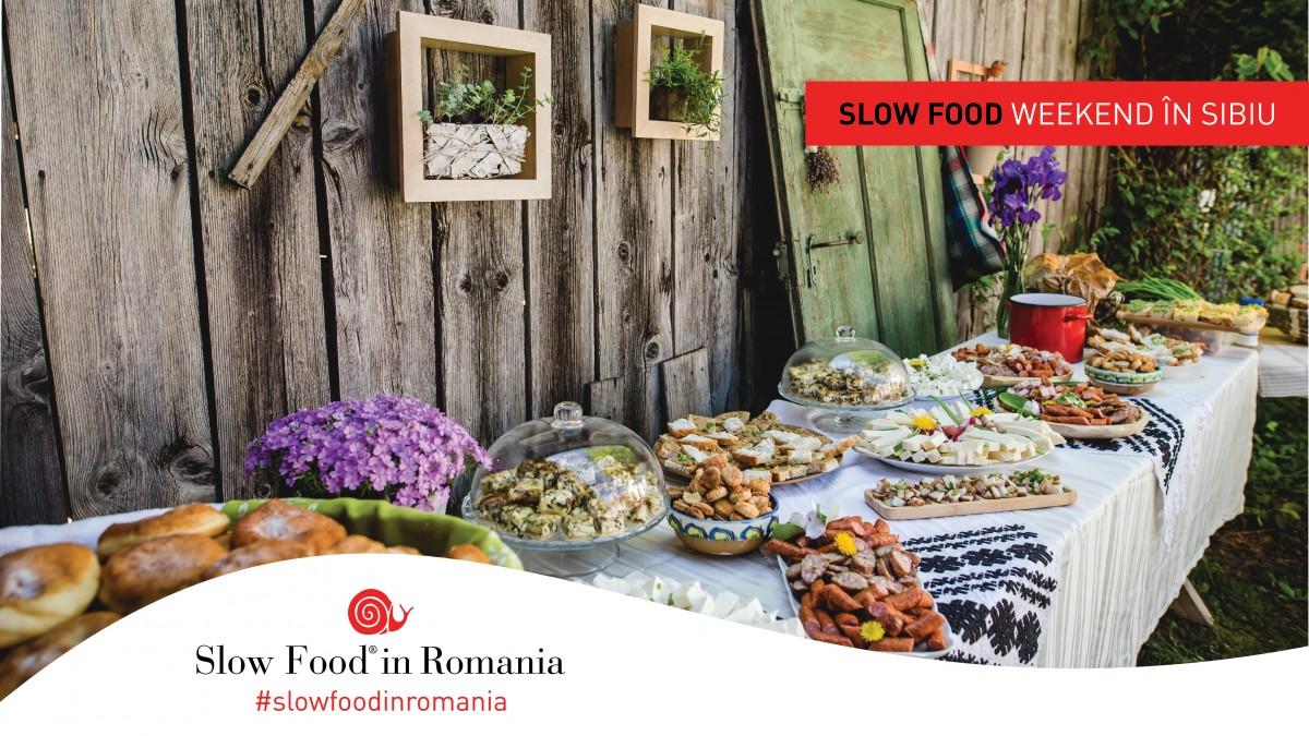 Premieră națională: Prima întâlnire a comunităților Slow Food din România se ține la Sibiu