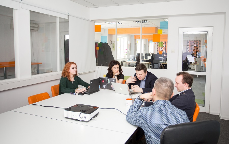 Smart Bill, cea mai importantă inițiativă în IT din Sibiu, a depășit un milion de euro