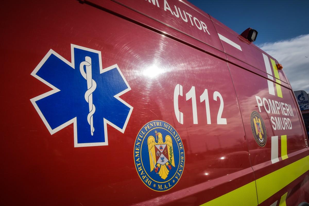 Un deținut aflat în permisie a încercat să împiedice un furt și a ajuns la spital