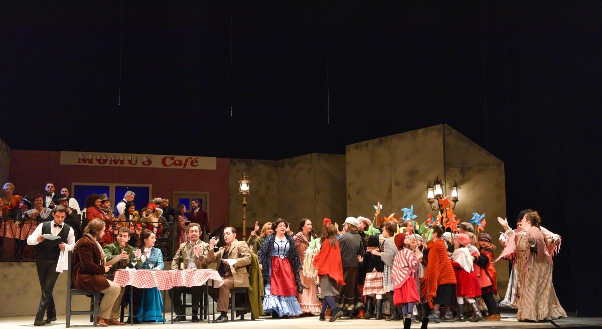 """Mai multe locuri la spectacolul de operă ,,Boema"""""""