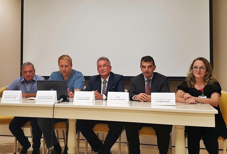 Premieră: CAS Sibiu decontează operații la Polisano