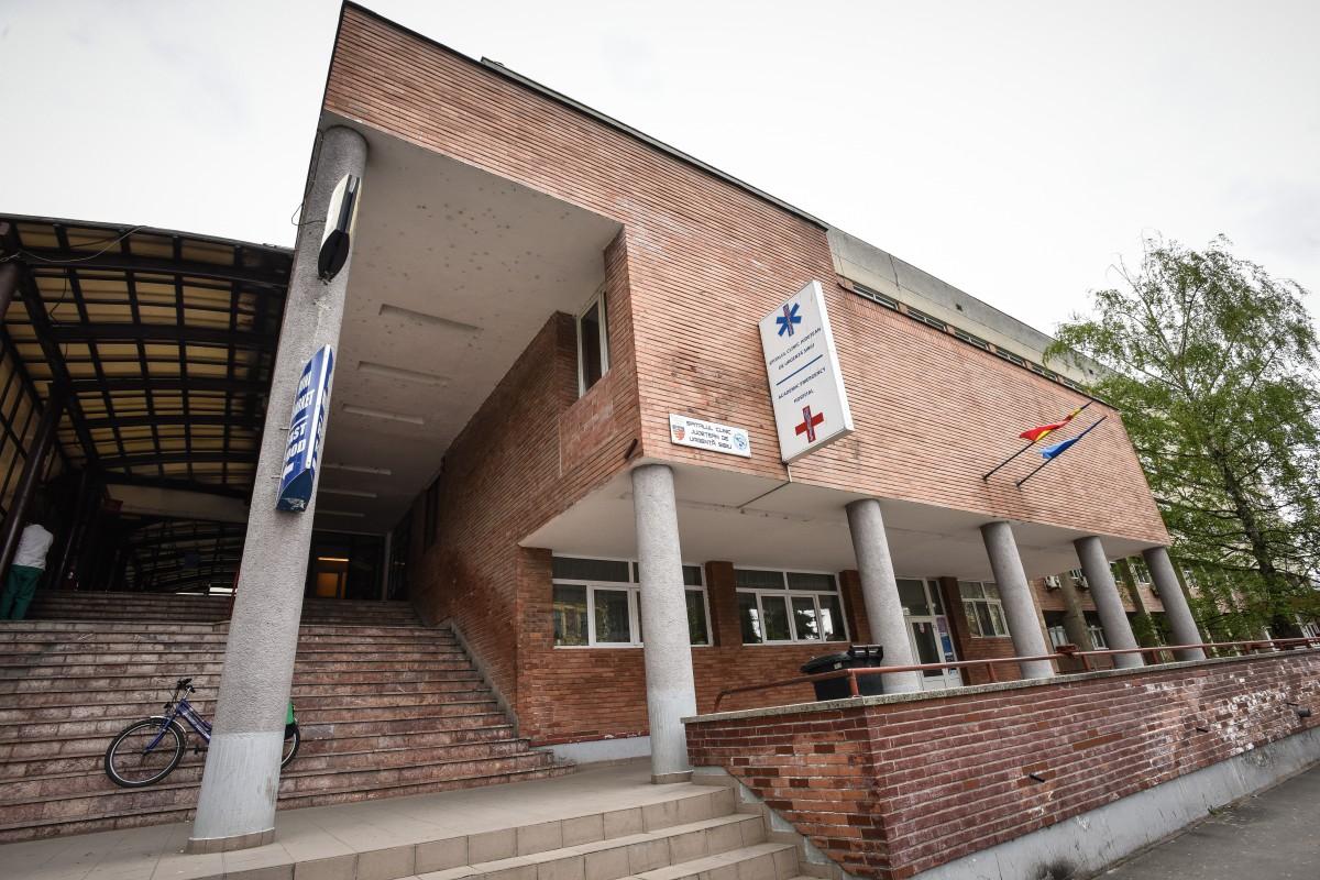 Policlinica Spitalului de Urgență Sibiu este închisă azi