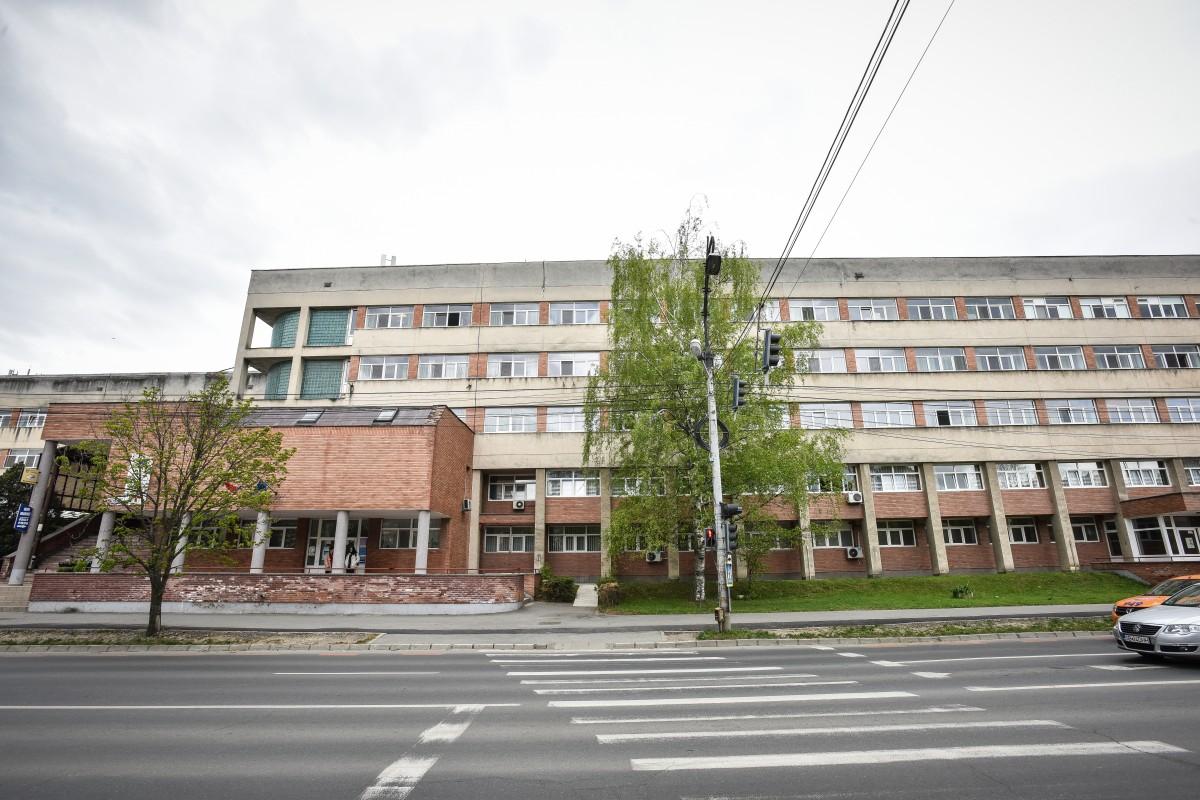 Furturi în maternitatea din Sibiu. Peste 3600 de lei, într-o singură zi