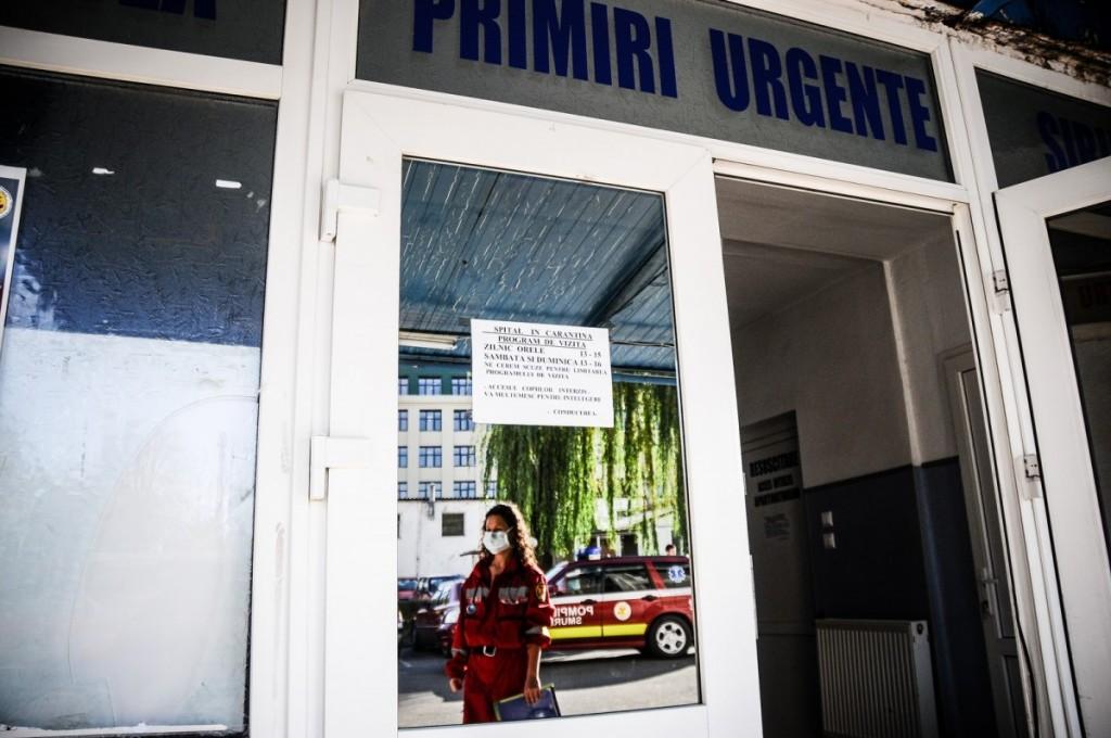 VIDEO Oferta Ministerului Apărării pentru noul spital: Să fie și spital și poligon