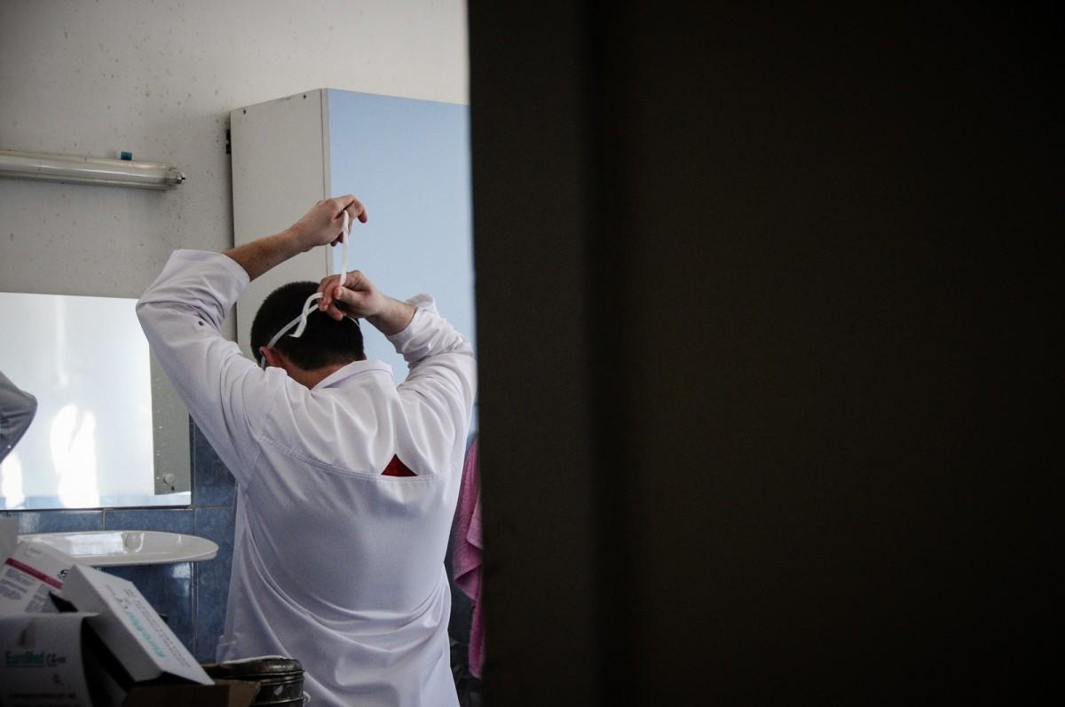 576 de cazuri de infecții luate în spitalele din județ în 2018. 73% din ele provin de la spitalul județean