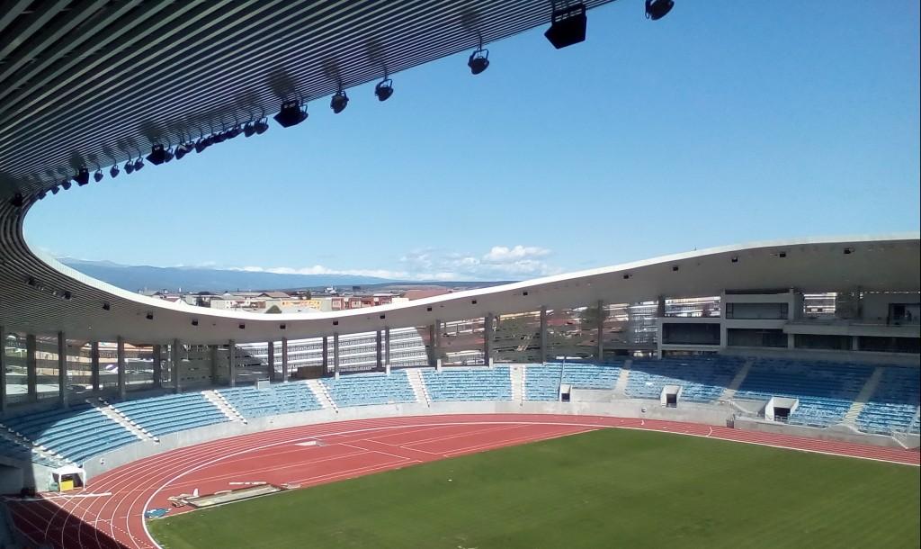 Ultimul stadion construit de ConA, blocat în 5 milioane de euro