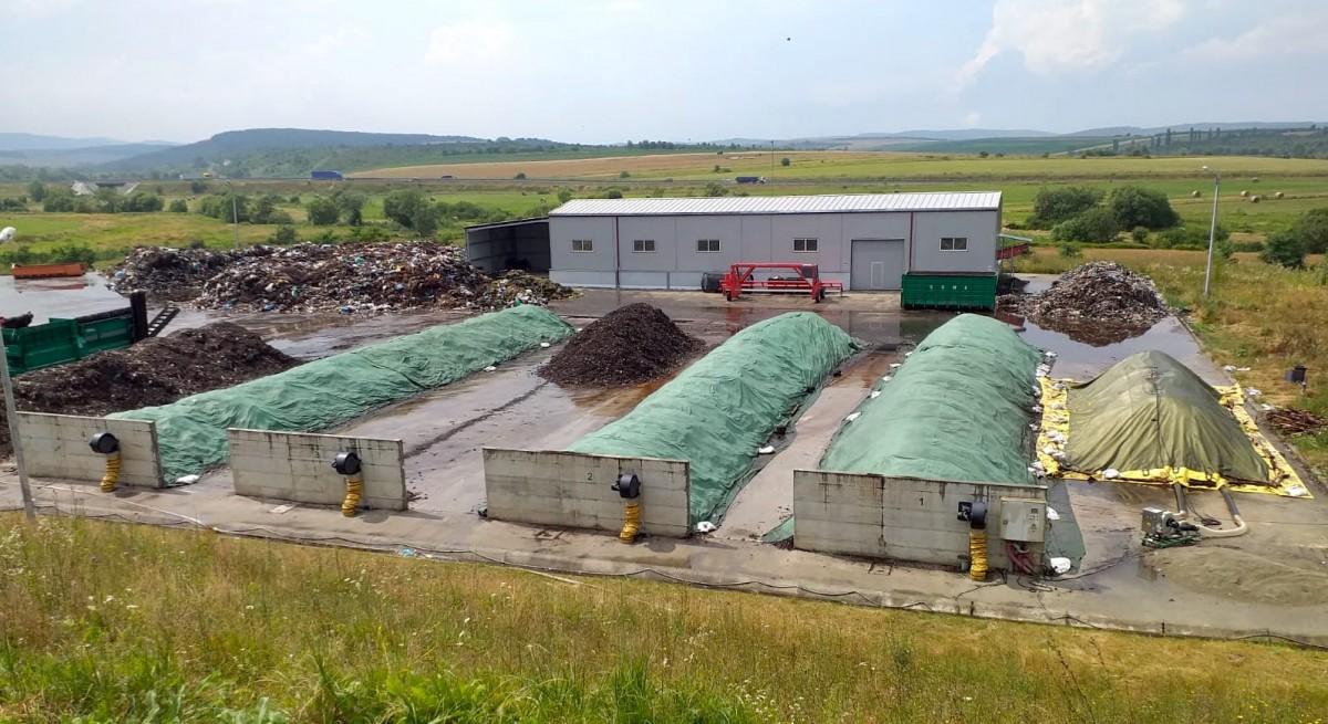 Sibiul are 800 de tone de compost. Și să vrea, sibienii nu îl pot cumpăra