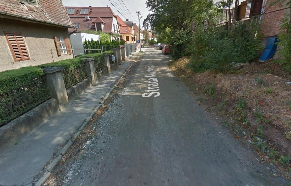 Două străzi din Sibiu se închid până în august: Munteniei șiStrungului