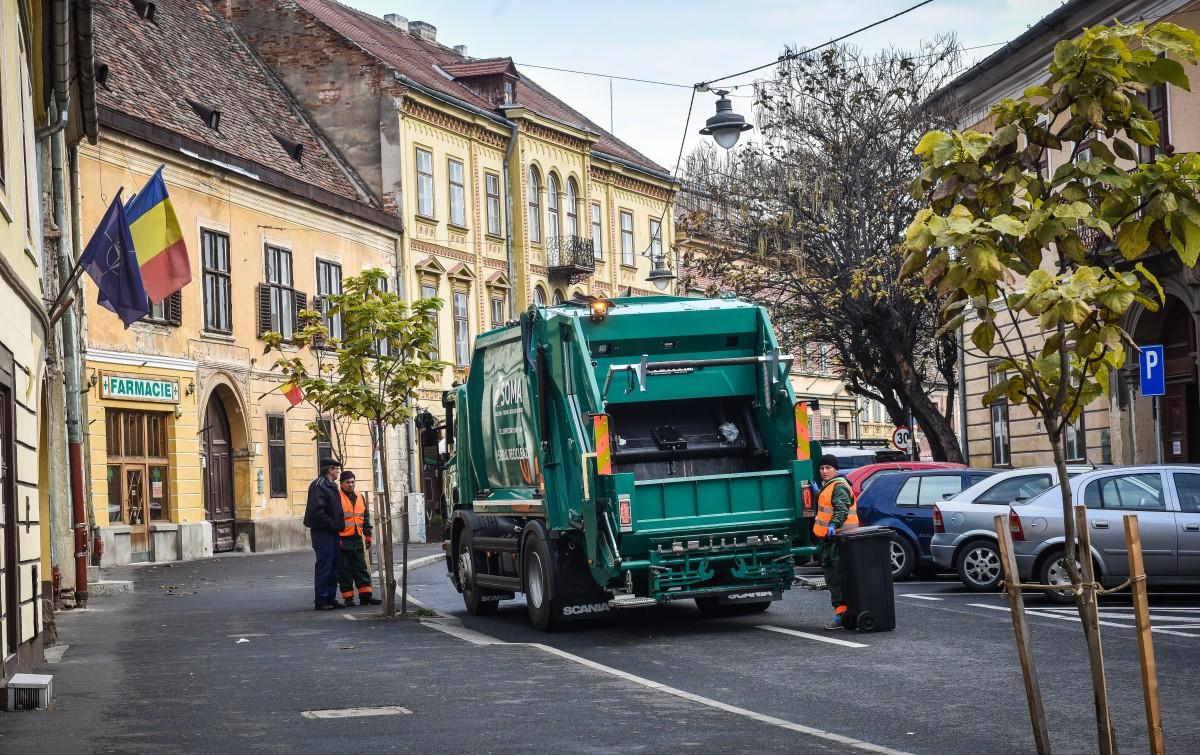 Creșterile salariale măresctarifulde colectare și transport a deșeurilor