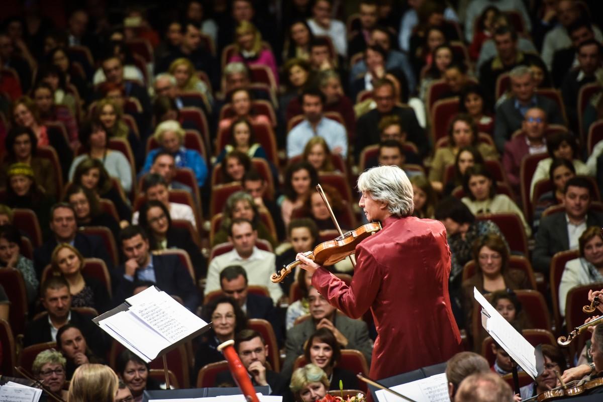 VIDEO Concertul de Crăciun de la Sibiu. Evenimentul ale cărui bilete s-au vândut într-o singură zi