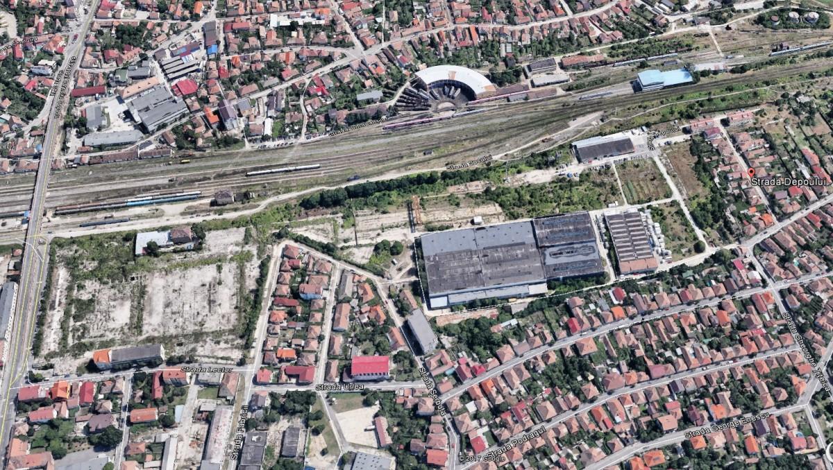 Primăria Sibiu a mărit cu 500% impozitele unui proprietar de terenuri pentru gunoaiele din altă parte