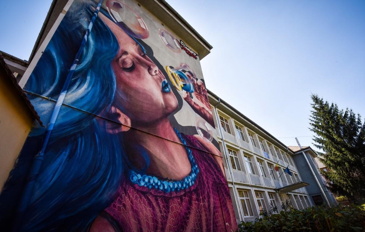 Încep înscrierile proiectelor pentruFestivalul InternaționalStreet ARTde la Sibiu