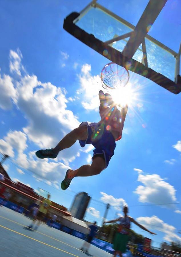 "Prima ediţie de ""Challenger"", la Sibiu Streetball"