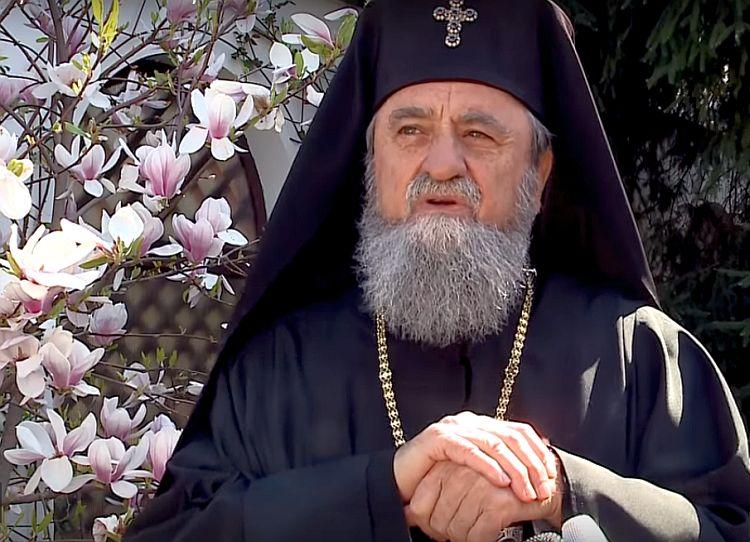 VIDEO - Mesajul Mitropolitului Laurențiu de Sfintele Paști: Cu toții ne bucurăm sufletește