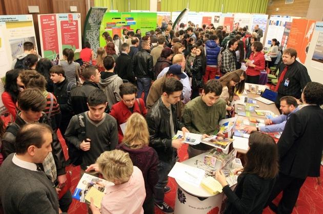 100 de locuri de muncă în Germania pentru studenți şi masteranzi