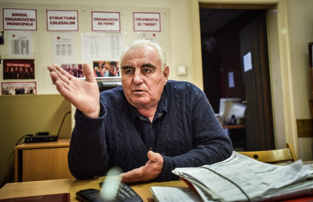 Gheorghe Suditu, demis după 21 de ani