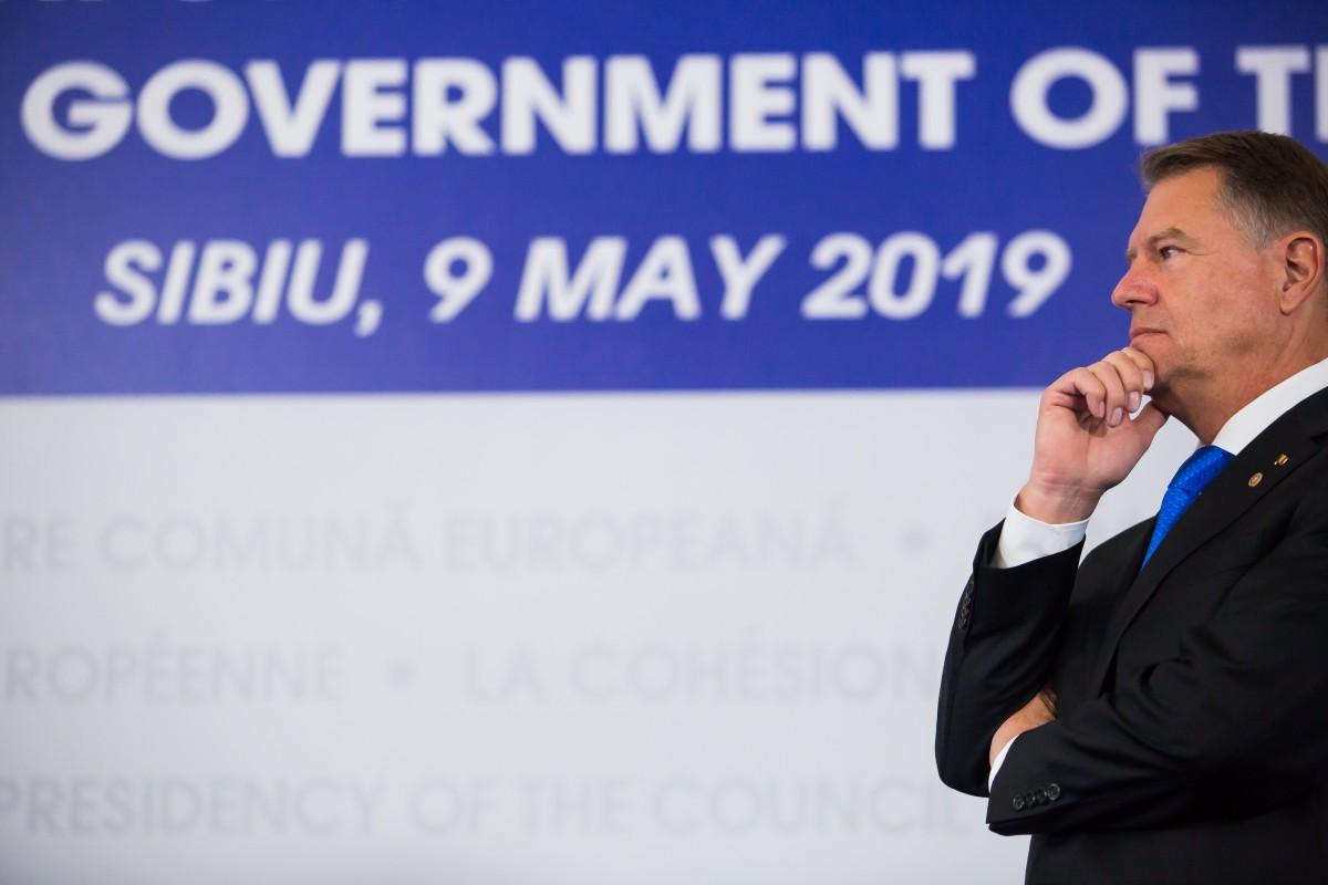 De la Cotroceni, laBruxelles? Financial Times scrie că Iohannis eprintre favoriții la șefia UE