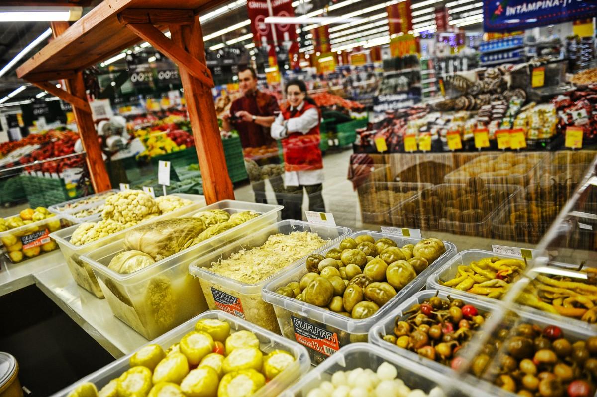 Programul de sărbători al marilor magazine din Sibiu
