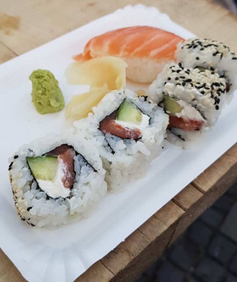 ACTUALIZARE Sibienii de la Street Food: PozițiaBătrânu' Sas