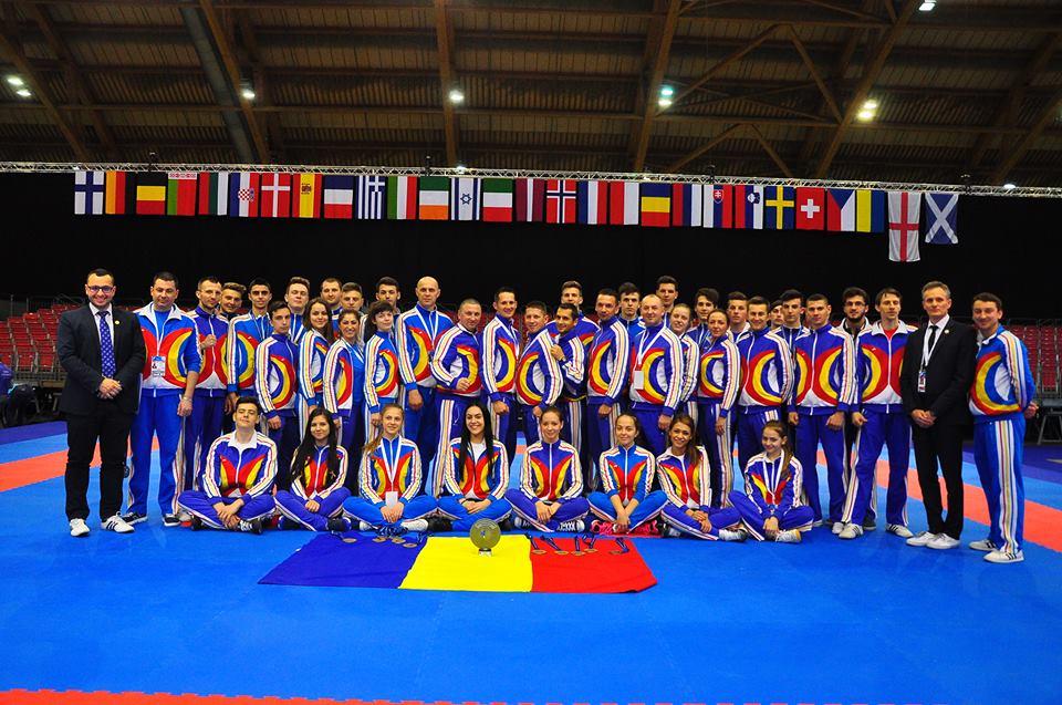 Sportivii de la Puma şi Hwarang au strălucit la Campionatul European de Taekwon-do din Finlanda