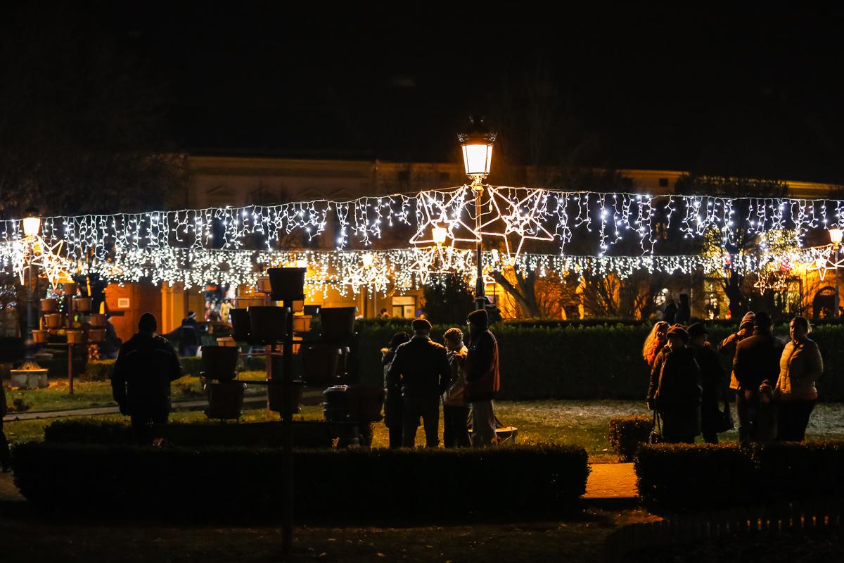 Cum s-au pregătit localitățile din judeţul Sibiu pentru sărbătorile de iarnă