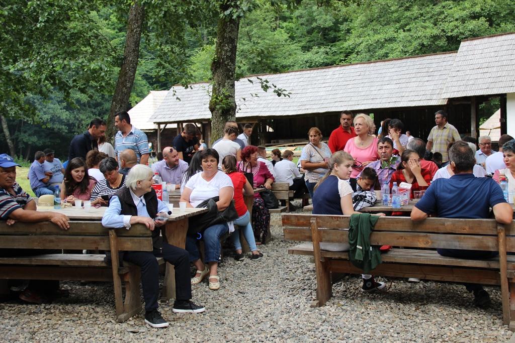 Tradiții de pe Valea Târnavelor în Muzeul ASTRA. Mâncare, obiceiuri și dansuri tradiționale
