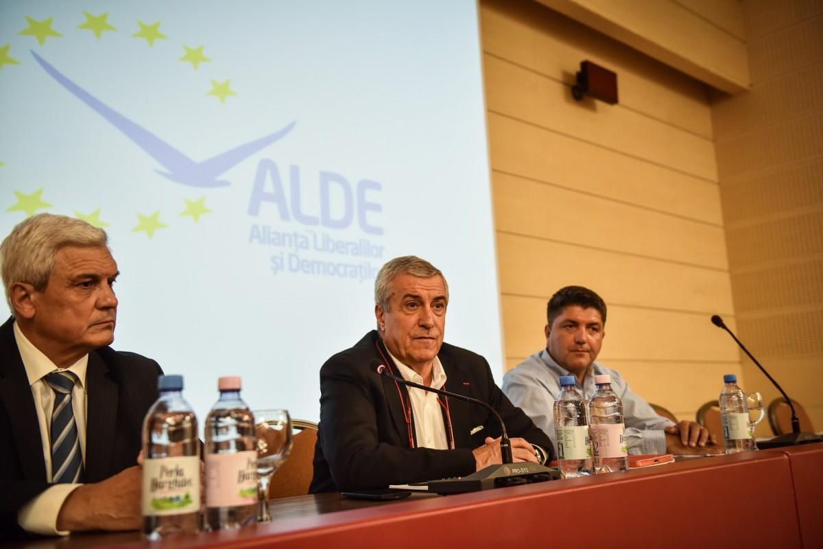 ALDE Sibiu: După alegerile parlamentare, vom deveni a treia forță politică din județ