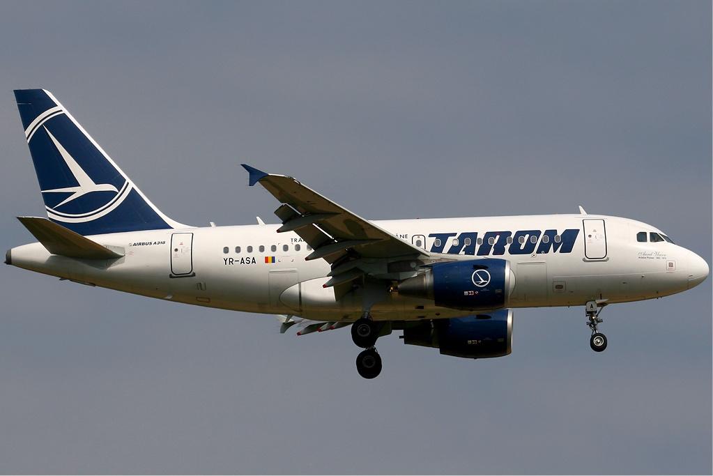 Promoție la Tarom, inclusiv pentru zborurile din Sibiu