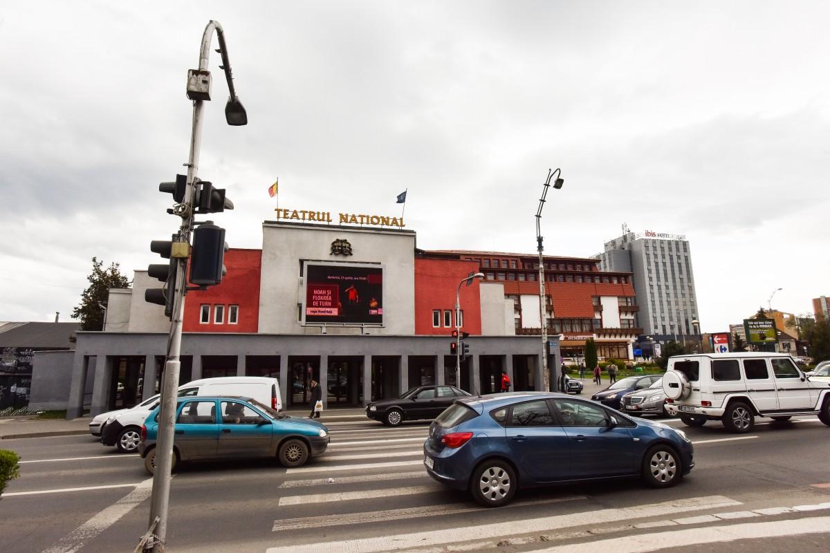 Spectacol al Teatrului Radu Stanca anulat. Un actor s-a îmbolnăvit
