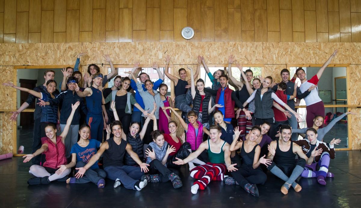 "Teatrul de Balet Sibiu spune ""start"" stagiunii 2017-2018"