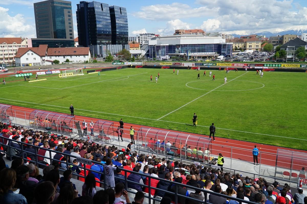 Decizie în premieră la FC Hermannstadt pentru meciul cu U Cluj: Cum se vor vinde biletele?
