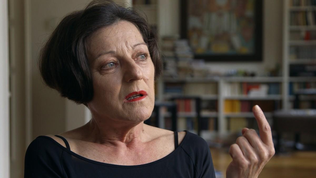 Herta Müller în Alfabetul fricii la Astra Film Cinema