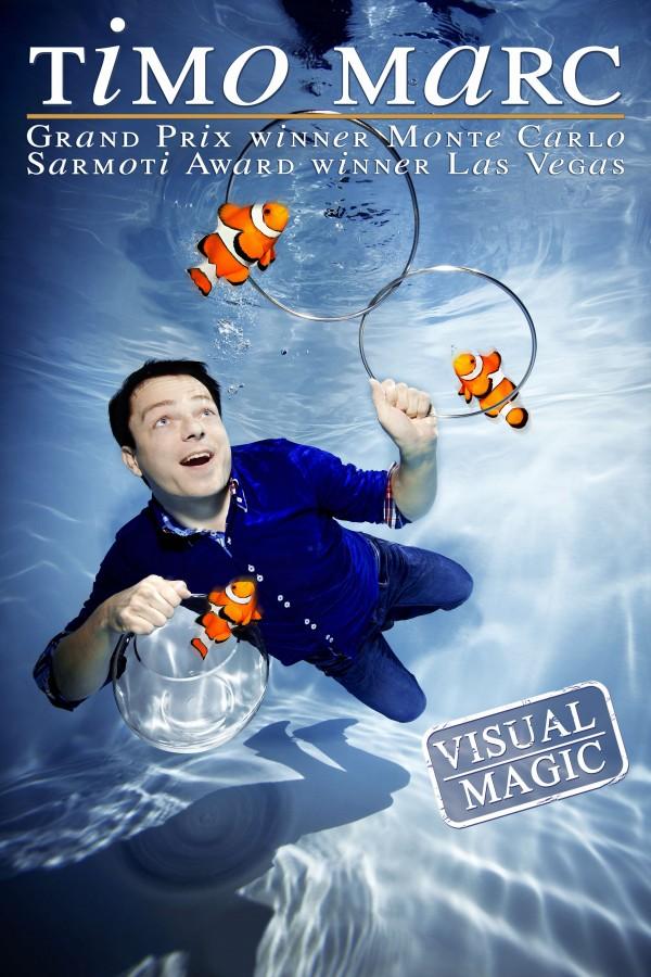 """Vizibilul devine invizibil. Trei magicienirevin la """"Sibiu Magic Show"""""""