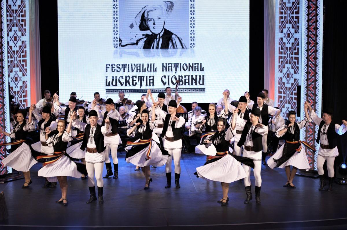 """11 ore de spectacol la Festivalul-Concurs """"Lucreția Ciobanu"""" 2018"""