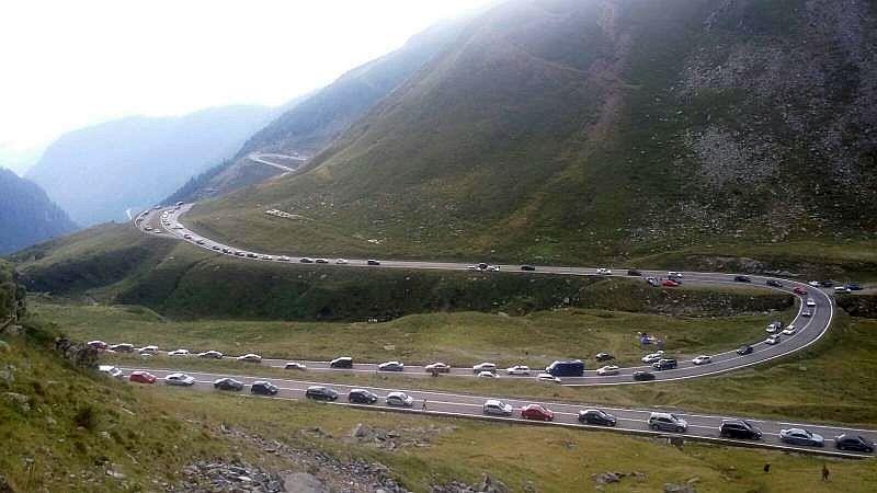 Circulația pe Transfăgărășan se redeschide începând de astăzi