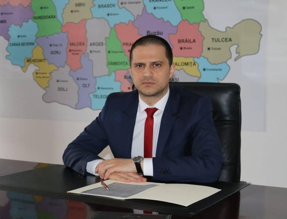 Mesajul preşedintelui PSD Sibiu, Bogdan Trif, cu ocazia Zilei Naţionale a României