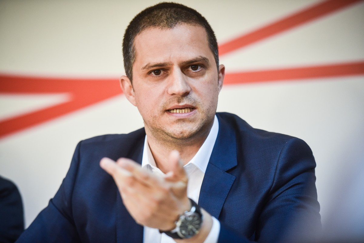 Trif: Iohannis nu se oprește din campania de defăimare a României