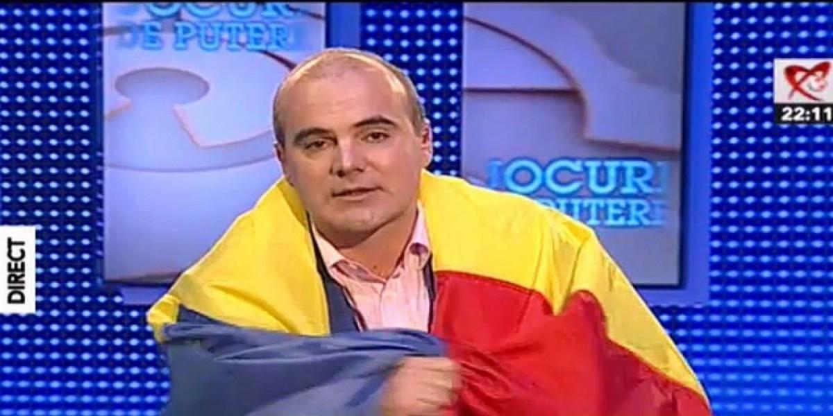 Jurnalistul Rareș Bogdan, primul pe lista PNL la europarlamentare. Sibiul pierde locul 10